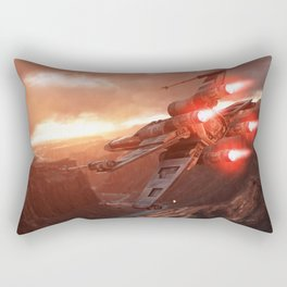 Battlefront X-Wing Rectangular Pillow