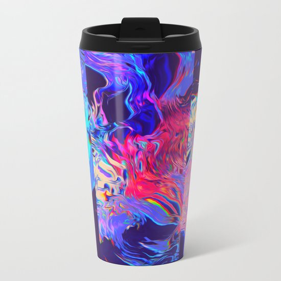 Wilki Metal Travel Mug