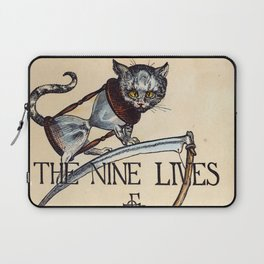 Charles Bennett - The nine lives of a cat - London 1860 Laptop Sleeve