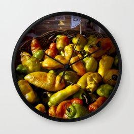 Picante Wall Clock