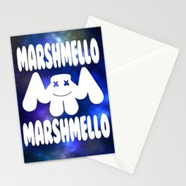 MARSHEMELLO Stationery Cards