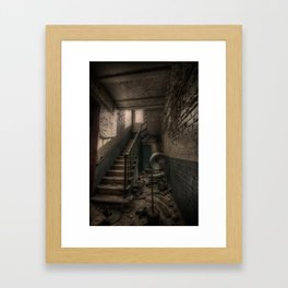 Lonely Ted Framed Art Print
