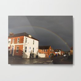 After the Gale Force Wind Metal Print