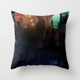 Mogwai Not For Sale Throw Pillow