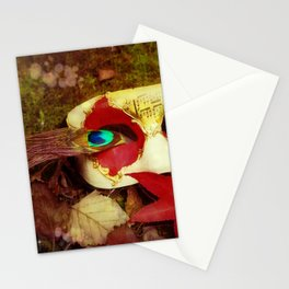 Woodland Masquerade Stationery Cards