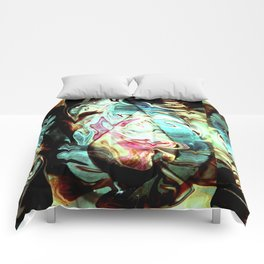 Tong Pose 0 Comforters