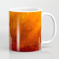 The burning world Mug