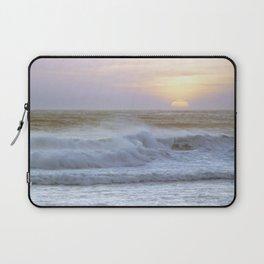 Pacific Ocean Seascape #71 by Murray Bolesta Laptop Sleeve