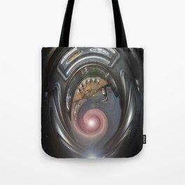 """""""Techno"""" Tote Bag"""