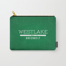 Westlake Greenbelt Carry-All Pouch