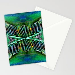 Textures Eye (view 4) Stationery Cards