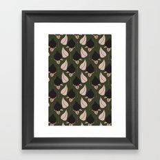 Black Rose Print  Framed Art Print