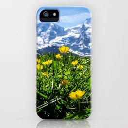 Switzerland iPhone Case