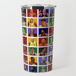 The Legends Of Players Travel Mug