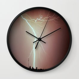 Line of Sight Wall Clock