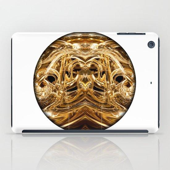 oro tre iPad Case