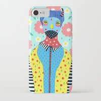 kpop iPhone & iPod Cases featuring Make Me Colourful by Saif Chowdhury