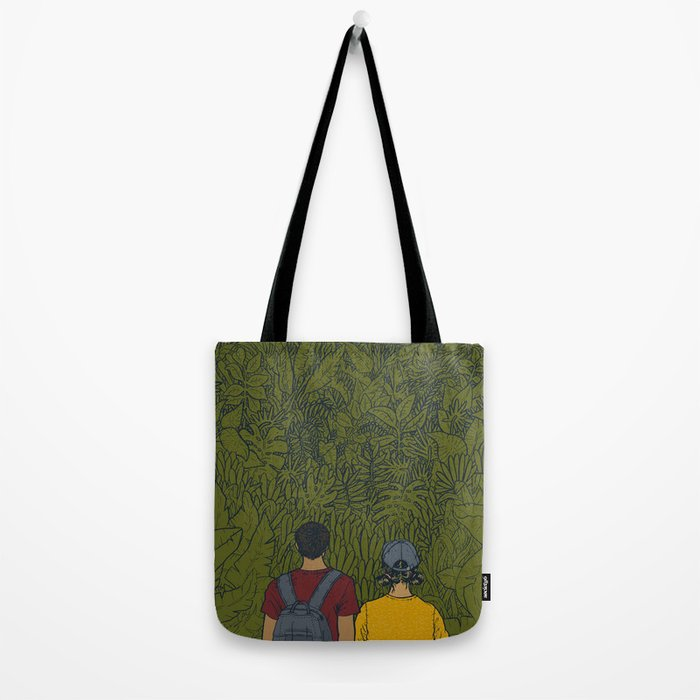 On Sunday Tote Bag