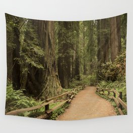 muir woods Wall Tapestry