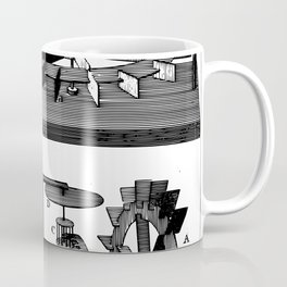Elegant and Useful Arts 1822 Coffee Mug