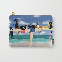 T as in Turkey Carry-All Pouch