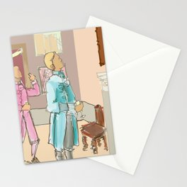 18th century London Stationery Cards