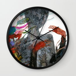 with my voice i'm calling you Wall Clock