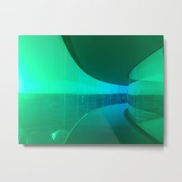Colour Walk Metal Print