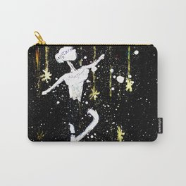 Tiny Extraterrestrial Dancer Carry-All Pouch