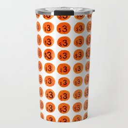 3 Dollar Dots Travel Mug