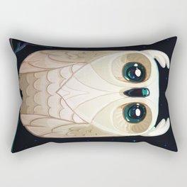 Starla the Owl Rectangular Pillow