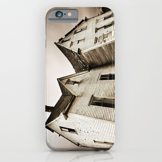 Lean into Yourself iPhone & iPod Case