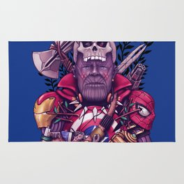 Wild Thanos Rug