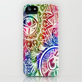 Serenity Redefined iPhone Case