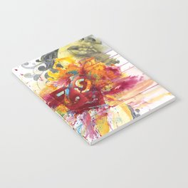 MINGA x Delivery of a Gift Notebook