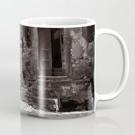 "HEADLESS Phantom of Sardinia ""VACANCY"" zine Coffee Mug"