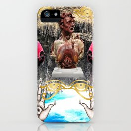 Save Your Paragraphs iPhone Case