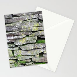 Dry stone Stationery Cards
