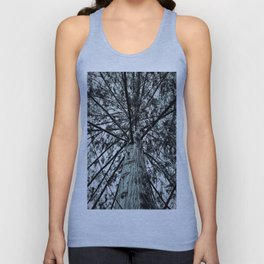 branch out Unisex Tank Top