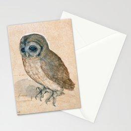 The Little Owl 1508 Albrecht Durer Stationery Cards