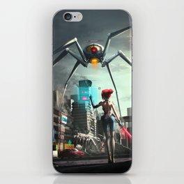 VR World iPhone Skin