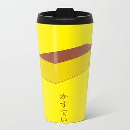 Castella Metal Travel Mug
