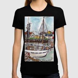 The Harbour, Figueira Da Foz, Portugal T-shirt