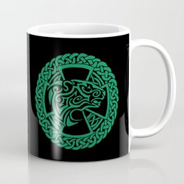 Celtic Nature Polar Bear Coffee Mug