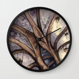 Wood of Wonders 2 Wall Clock