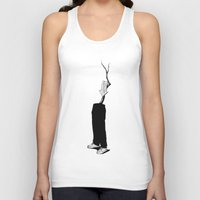home sweet home Tank Tops featuring home sweet home 02 by Tom Kitchen