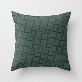 Skulduggery Throw Pillow