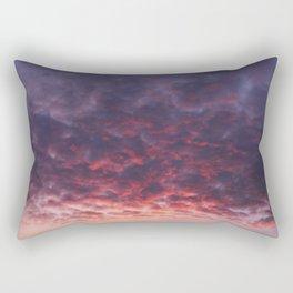 January Skies  Rectangular Pillow