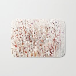 little rose Bath Mat