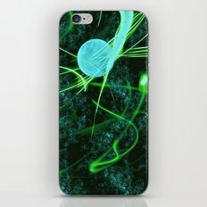 Somewhere Out in Space iPhone & iPod Skin